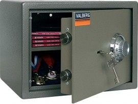 VALBERG ASM - 25(замок:ключевой/кодовый/электрон.)