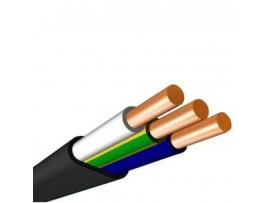 АВВГ п-0,66 3х2,5 кабель