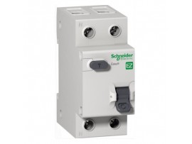Диф. автомат Schneider Electric EASY 9 P+Н 16А 30мА C AC EZ9D34616