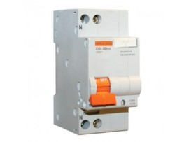 Диф. автомат Schneider Electric Domovoy 11473 АД63 1P+N 16А 30mA