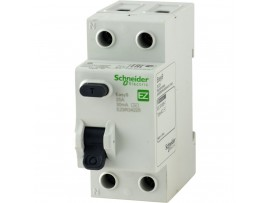 УЗО Schneider Electric EASY 9 2P 63А 30мА AC EZ9R34263