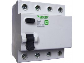 УЗО Schneider Electric EASY 9 4P 25А 30мА AC EZ9R34425