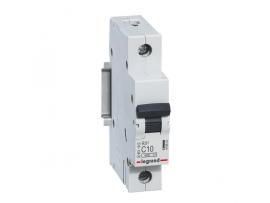 Автоматический выключатель Legrand RX3 4,5кА 16А 1П C 419664